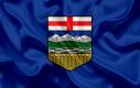 پرچم استان آلبرتا کانادا
