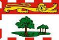 پرچم استان جزیره پرنی ادوارد کانادا