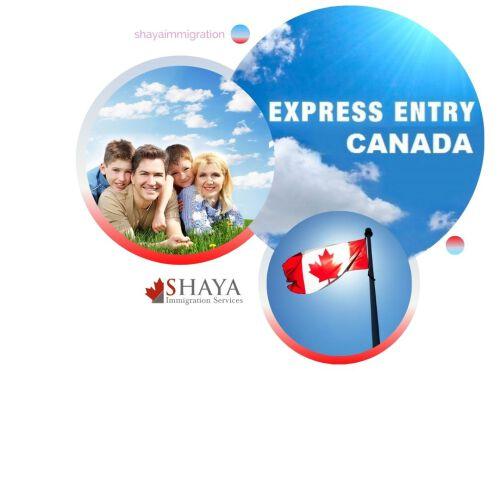 اقامت دائم کانادا از روش اکسپرس انتری