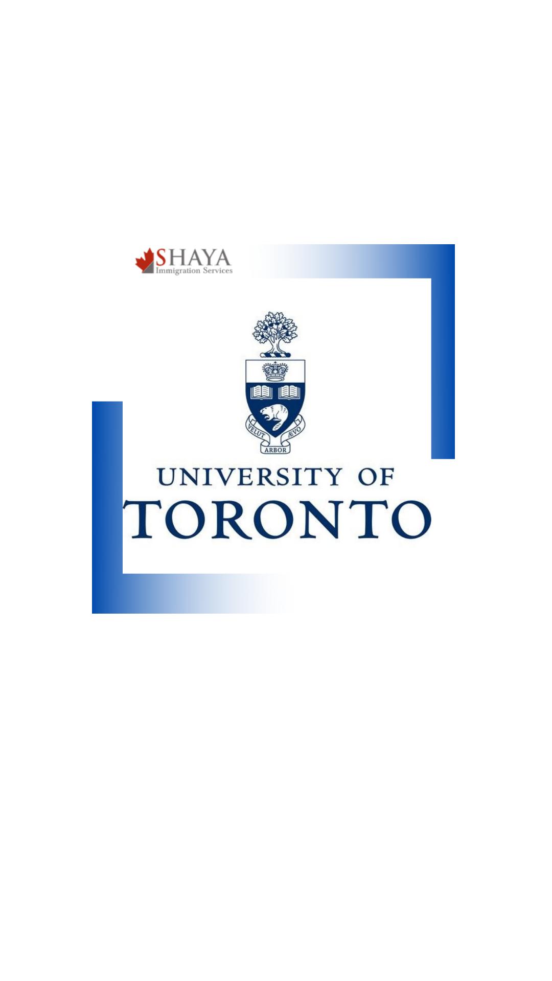 لوگو دانشگاه تورنتو