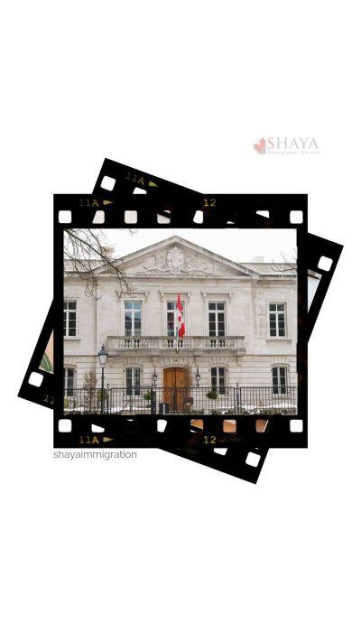 گرفتن وقت سفارت برای ویزای کانادا