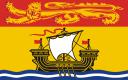 پرچم استان نیوبرانزویک کانادا