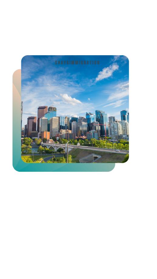 تحصیل در شهر کلگری کانادا